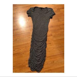 BCBGMaxAzria Dresses - BCBG Aina Petal Hem Dress